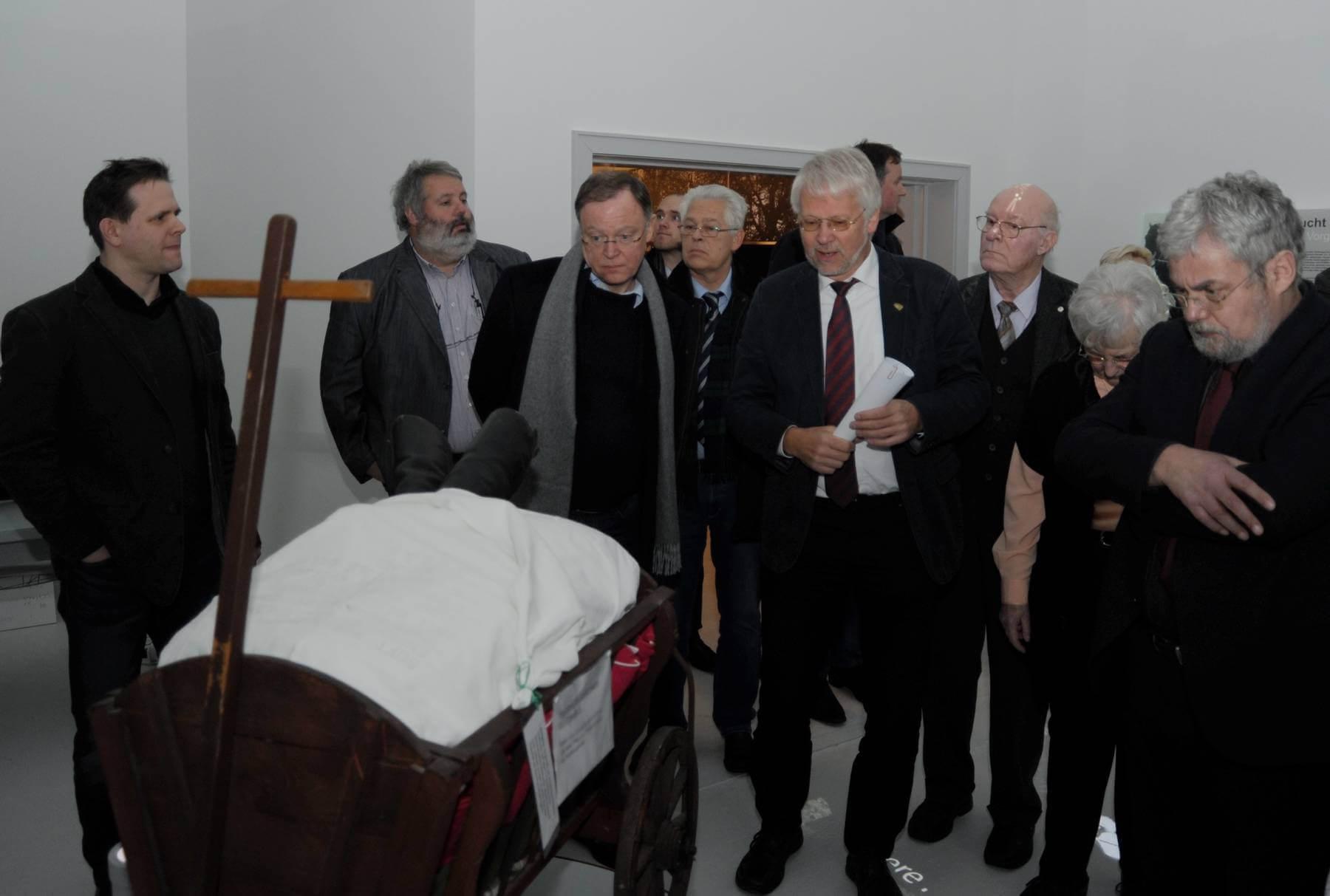 Besuch des Ministerpräsidenten
